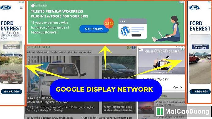hướng dẫn google gdn maicaoduong