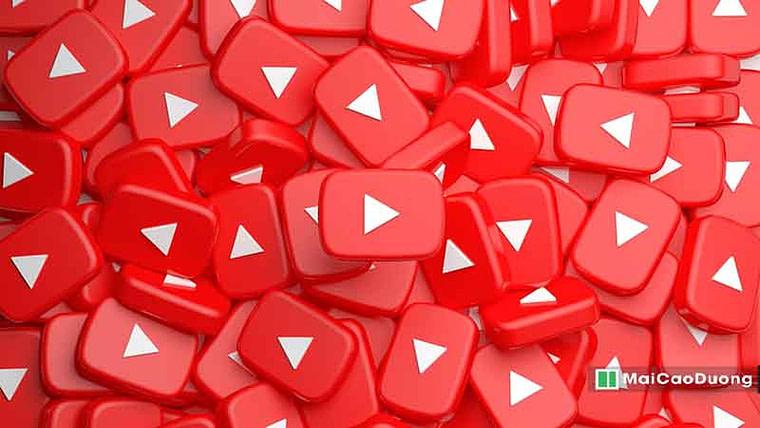 trở thành youtuber