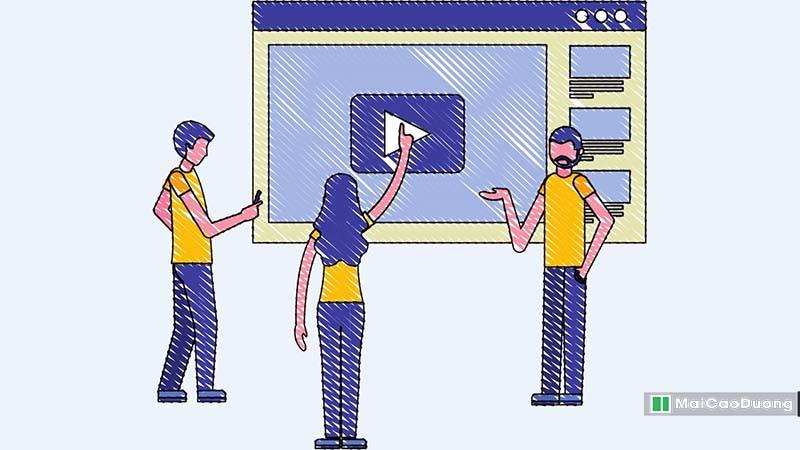 Xây dựng kênh youtube