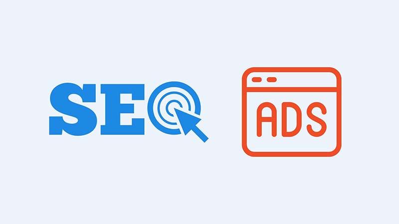 làm seo hay chạy quảng cáo google ads