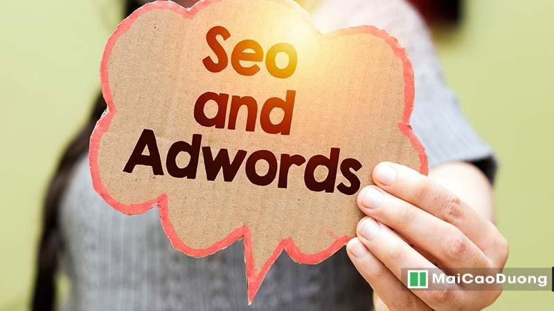 tìm hiểu SEo và google ads